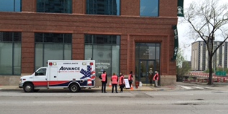 Ambulances Transport Two Hemorrhaging Women in Three Days From Troubled Chicago Abortion Clinic
