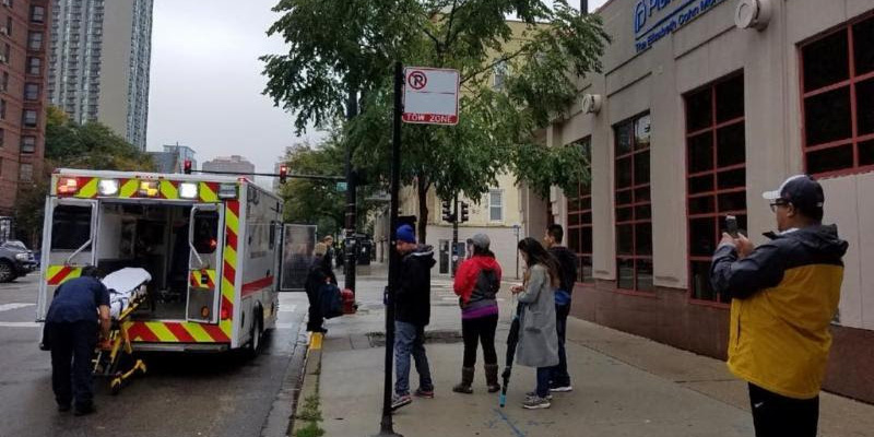 Listen: Ambulance Called for Hemorrhaging, Vomiting Teen after Abortion at Chicago Planned Parenthood