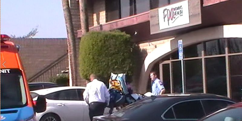 Alcoholic Abortionist Sends Patient to Hospital ER by Ambulance