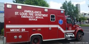 Women in Danger: Third Ambulance in 22 Days Rushes to Troubled St. Louis Planned Parenthood